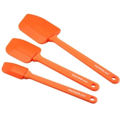 Picture of Rachael Ray 3-Piece Lil' Devils Spatula Set - Orange