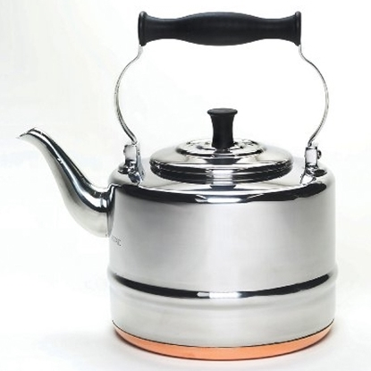 Picture of BonJour® Stainless Steel and Copper Tea Kettle