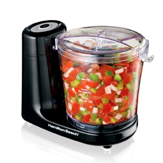 Picture of Hamilton Beach® 3-Cup Touchpad Food Chopper