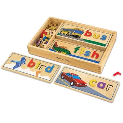 Picture of Melissa and Doug® See and Spell