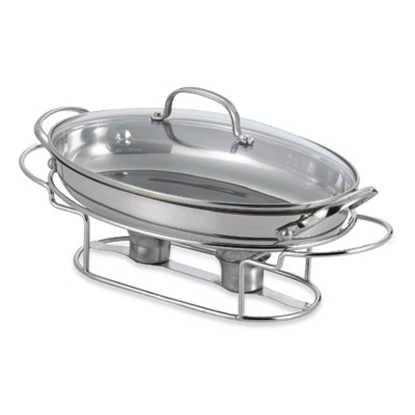 "Picture of Cuisinart® 13-1/2"" Oval Buffet Server"