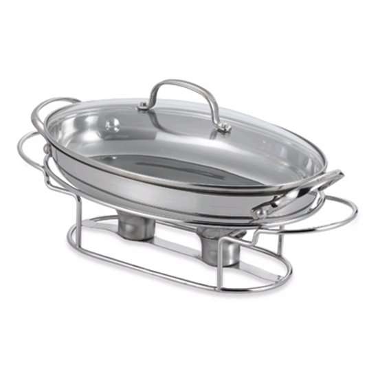 """Picture of Cuisinart® 13-1/2"""" Oval Buffet Server"""