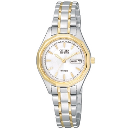 Picture of Citizen Ladies' Sport Two-Tone Watch