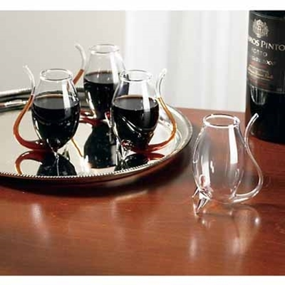 Picture of Wine Enthusiast® Port Sippers - Set of 4