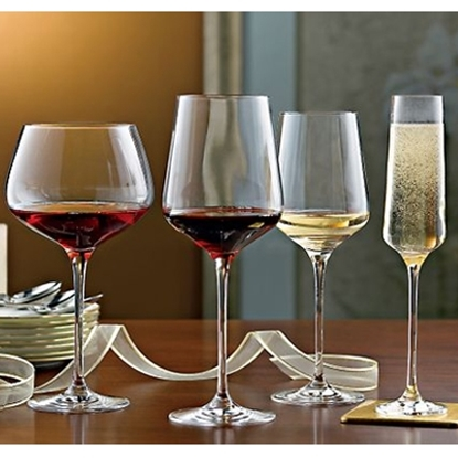 Picture of Wine Enthusiast® Infinity Stemware -Set of 16