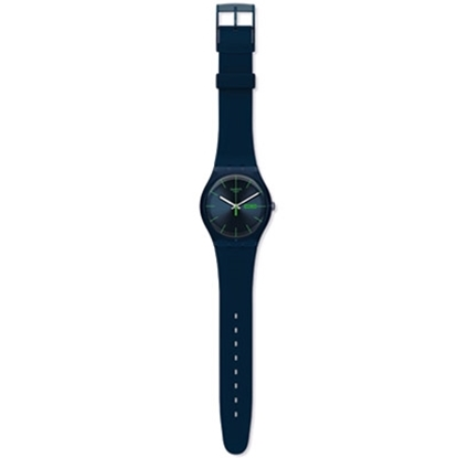 "Picture of Swatch ""Blue Rebel"" Watch"