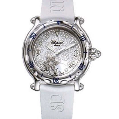 Picture of Chopard Happy Sport Snowflake Ladies' Watch