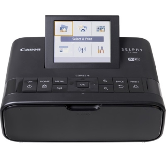 Picture of Canon SELPHY Compact Photo Printer