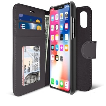 Picture of iluv iPhone X Phone Case/Wallet with Card & Bill Slots