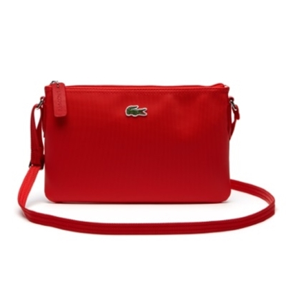 Picture of Lacoste Ladies' Flat Crossover Bag