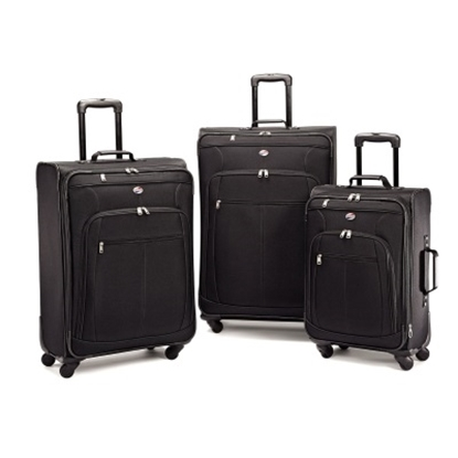 Picture of American Tourister Pop Plus 3PC Spinner Set