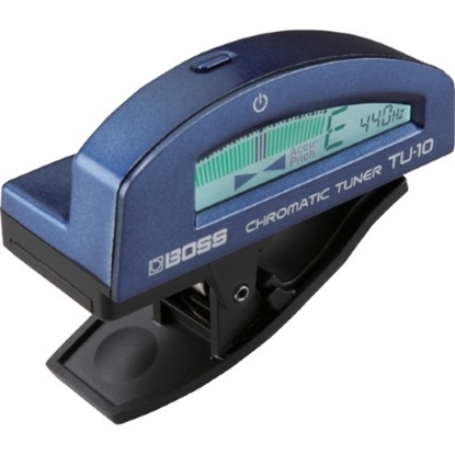 Picture of BOSS TU-10 Clip-On Chromatic Tuner
