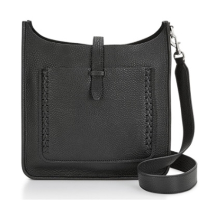 Picture of Rebecca Minkoff Unlined Feed Bag with Whipstitch