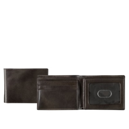 Picture of Johnston & Murphy Italian Leather Flip Bifold Walle