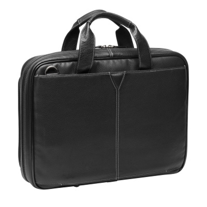 Picture of Johnston & Murphy Laptop Briefcase
