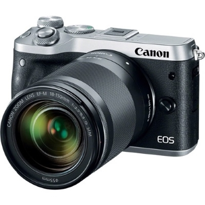 Picture of Canon 24.2MP Digital Camera with EF-M 18-150mm Lens