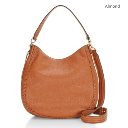 Picture of Rebecca Minkoff Unlined Convertible Hobo w/ Whipstitch