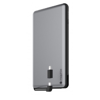 Picture of mophie 12000mAh PowerstationPlus w/ SwitchTip Cabl