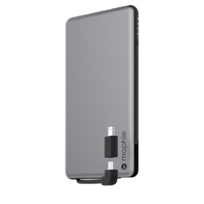 Picture of mophie 4000mAh PowerstationPlus w/ SwitchTip Cabl