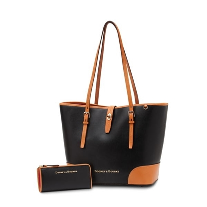 Picture of Claremont Dover Tote and Zip Clutch