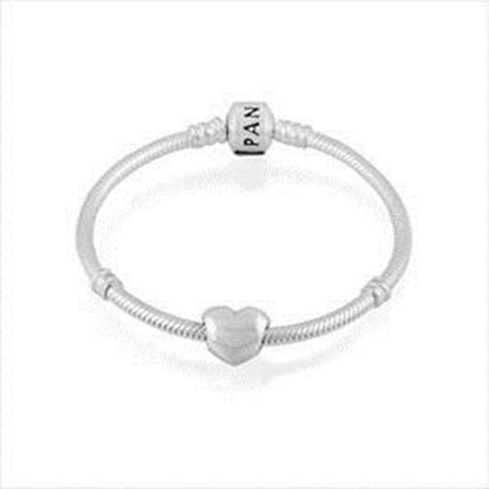 5817554d5 MileagePlus Merchandise Awards. Simple Heart Bracelet - 8.3