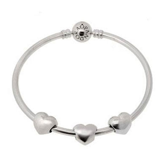 Picture of Pandora® Lots of Love Charm Bracelet