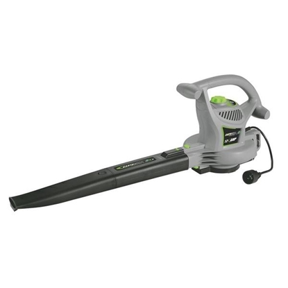 Picture of 12-Amp Corded 3-in-1 Blower/Vac/Mulch