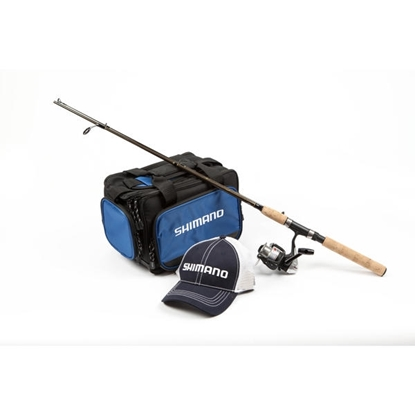 Picture of Spinning Reel and Solara Spinning Rod Combo Kit