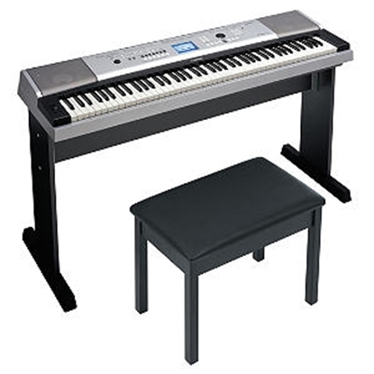 Picture of Keyboard with Bench