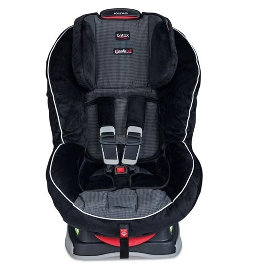 Picture of Boulevard G4.1 Car Seat - Onyx