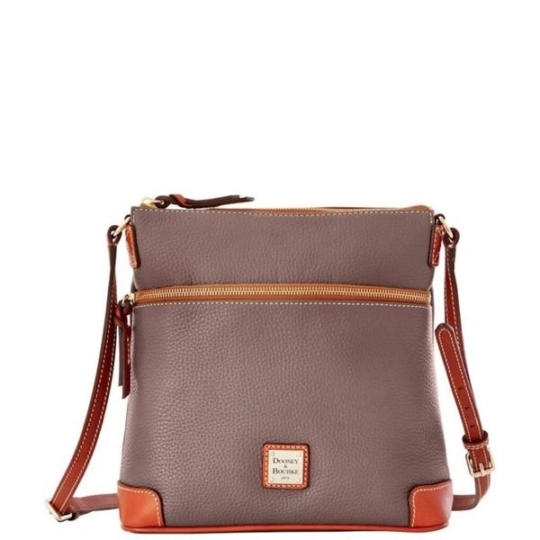8efa7dcc7 MileagePlus Merchandise Awards. Pebble Grain Crossbody - Elephant