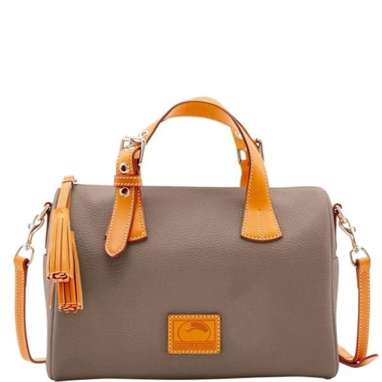 Picture of Patterson Kendra Satchel - Taupe