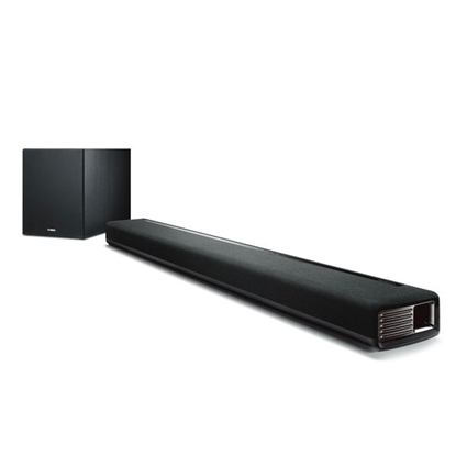 Picture of MusicCast Soundbar with Wireless Subwoofer