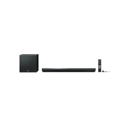 Picture of 7.1-Channel, 16-Speaker MusicCast Soundbar with Wireless Subwoofer