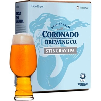 "Picture of Coronado ""Stingray IPA"" PicoPak"