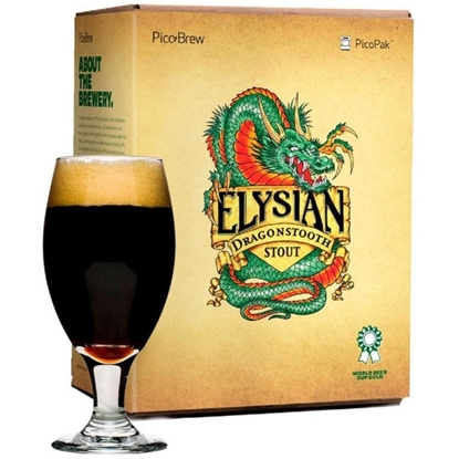 """Picture of Elysian """"Dragonstooth Stout"""" PicoPak"""