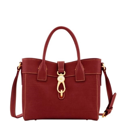 Picture of Florentine Amelie Tote - Chestnut