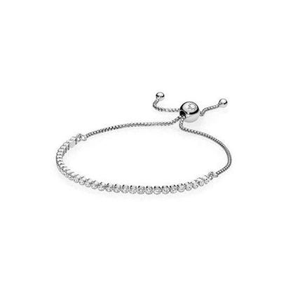 Picture of Pandora® Sparkling Strand Bracelet