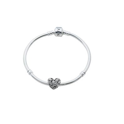 Picture of Pandora® Moms Heart Bracelet, Size 7.9""