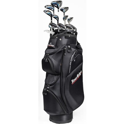 Picture of Hot Launch Progressive Men's Package Set Standard Uniflex - Graphite Shaft