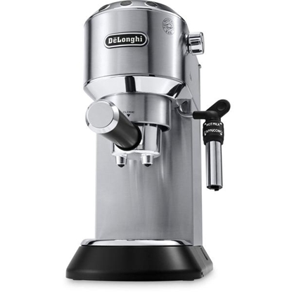 Picture of Dedica DeLuxe Manual Espresso Machine/Cappuccino Maker