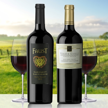Picture of 3 Month American Cellars Wine Club  (2 bottles/shipment)