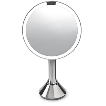 Picture of simplehuman 8'' Sensor Mirror w/ Brightness Control