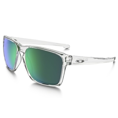 Picture of Oakley Sliver™ XL - Polished Clear/Jade Iridium Lens
