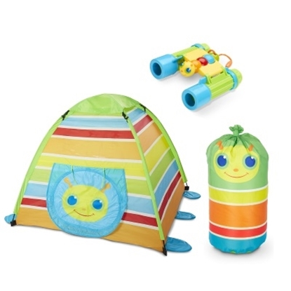 Picture of Melissa & Doug® Giddy Buggy Campout Bundle