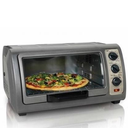 Picture of Hamilton Beach® 6-Slice Easy Reach Convection Oven