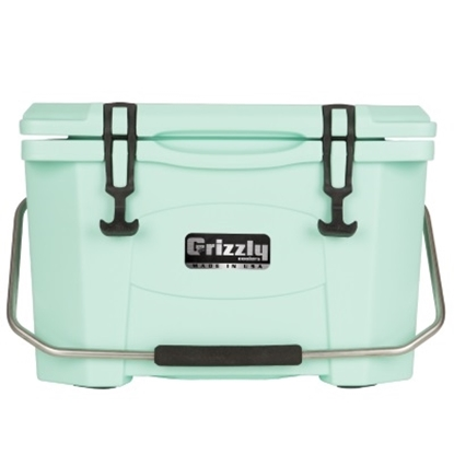 Picture of Grizzly 20-Qt. Cooler - Sea Foam Green