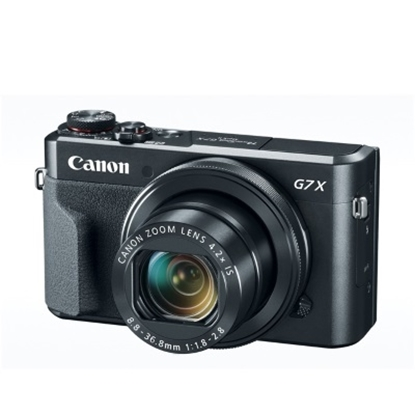 Picture of Canon Advanced 20.1MP Powershot Camera with f/1.8-2.8 Lens