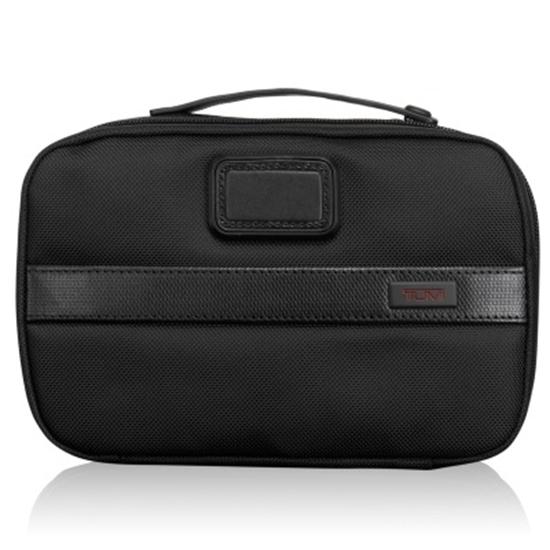 Picture of Tumi Alpha 2 Split Travel Kit - Black