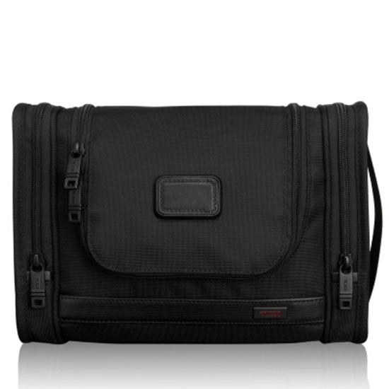 MileagePlus Merchandise Awards. Tumi Alpha 2 Hanging Travel Kit - Black 5f7e4b3fc4e97
